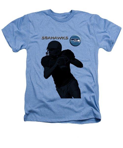 Seattle Seahawks Football Heathers T-Shirt