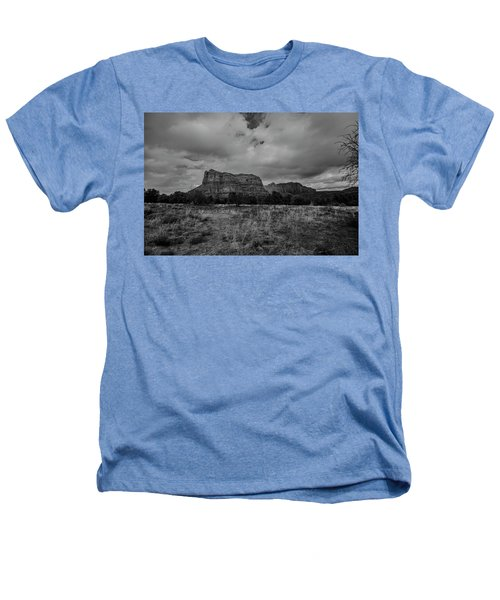 Sedona Red Rock Country Arizona Bnw 0177 Heathers T-Shirt