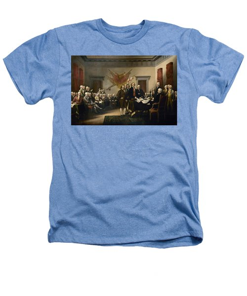 Signing The Declaration Of Independence Heathers T-Shirt