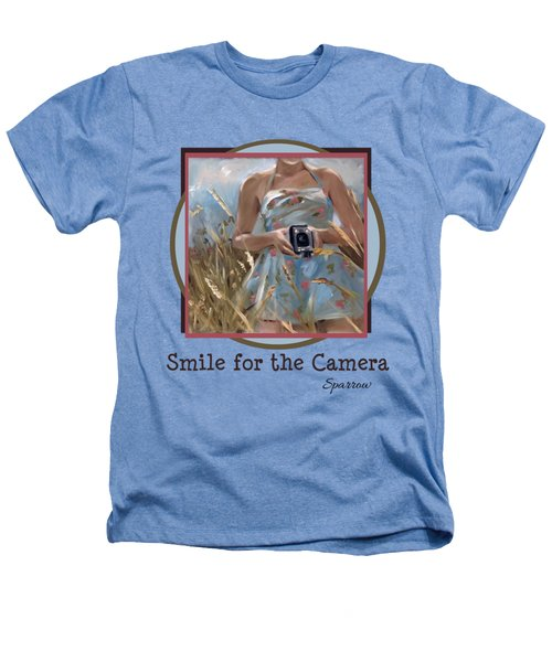 Smile For The Camer Heathers T-Shirt
