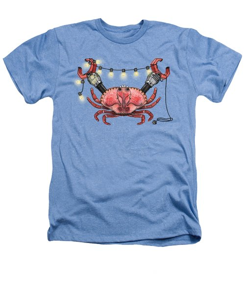 So Crabby Chic Heathers T-Shirt by Kelly Jade King