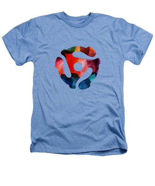 Spinning 45- Art By Linda Woods Heathers T-Shirt