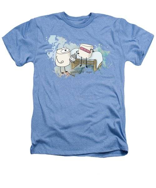 Spoonful Of Sugar Words Illustrated  Heathers T-Shirt by Heather Applegate