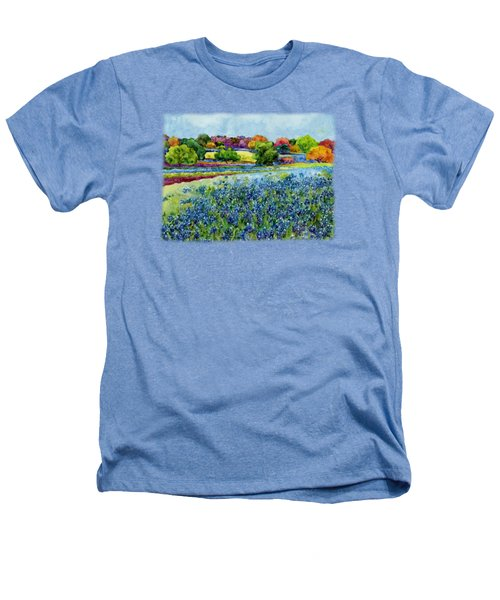 Spring Impressions Heathers T-Shirt by Hailey E Herrera