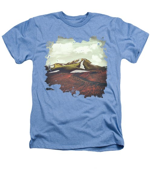 Spring Thaw Heathers T-Shirt by Katherine Smit