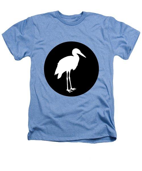 Stork Heathers T-Shirt by Mordax Furittus