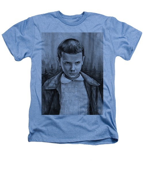Stranger Things Fan Art Eleven Heathers T-Shirt