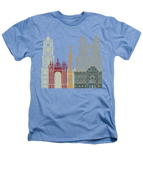 Sucre Skyline Poster Heathers T-Shirt