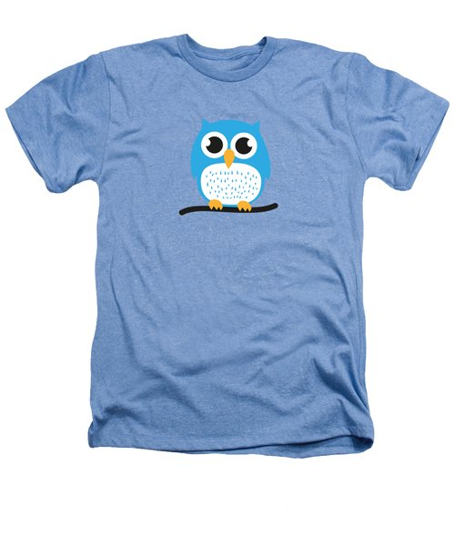 Sweet And Cute Owl Heathers T-Shirt