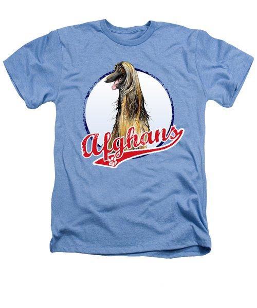 Team Afghan Hound Heathers T-Shirt