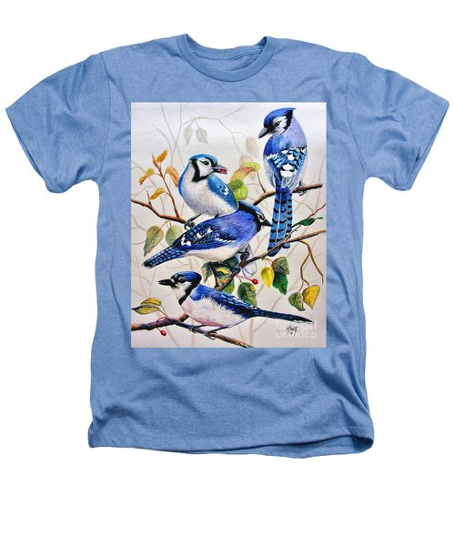 The Blues Heathers T-Shirt
