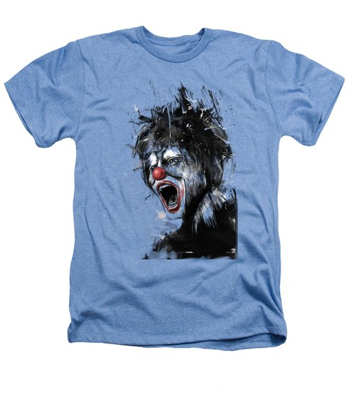 The Clown Heathers T-Shirt by Balazs Solti