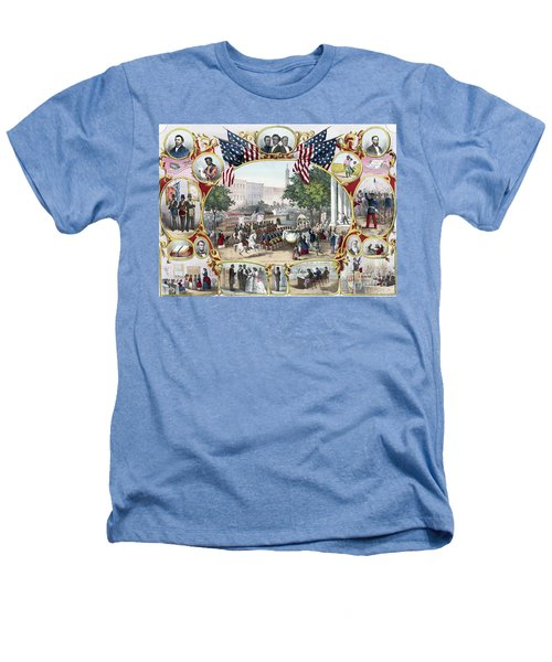 The Fifteenth Amendment Heathers T-Shirt