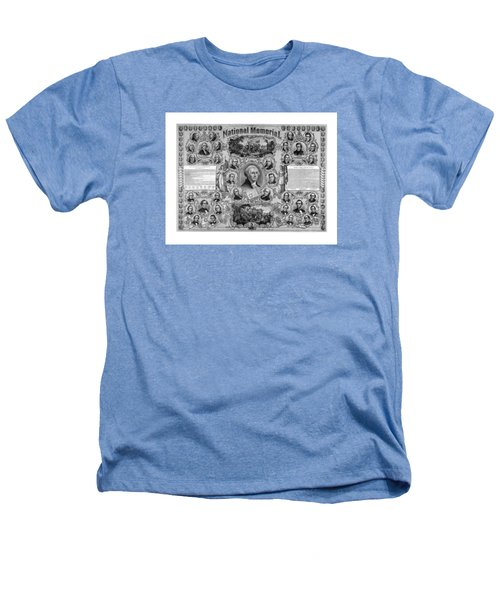 The Great National Memorial Heathers T-Shirt by War Is Hell Store