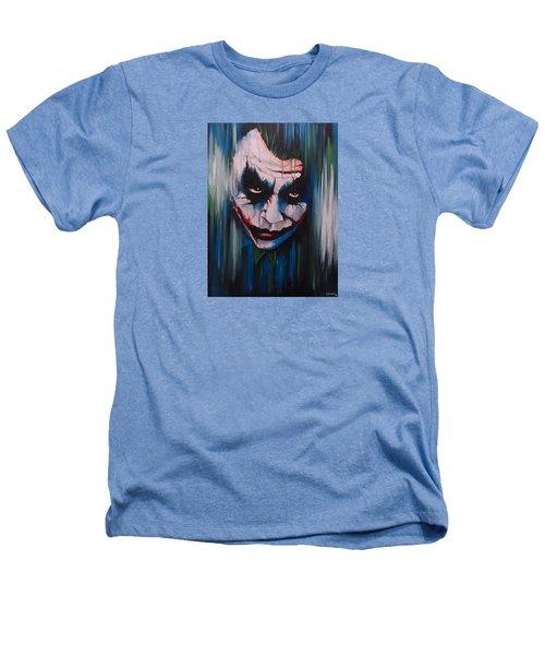 The Joker Heathers T-Shirt by Michael Walden