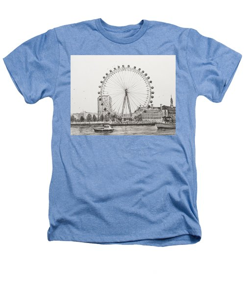 The London Eye Heathers T-Shirt by Vincent Alexander Booth