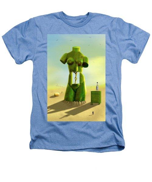 The Nightstand 2 Heathers T-Shirt