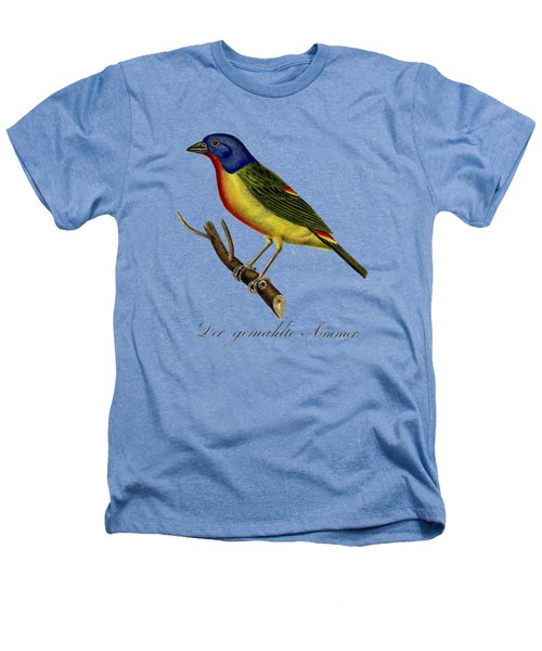 The Painted Bunting Heathers T-Shirt by Unknown