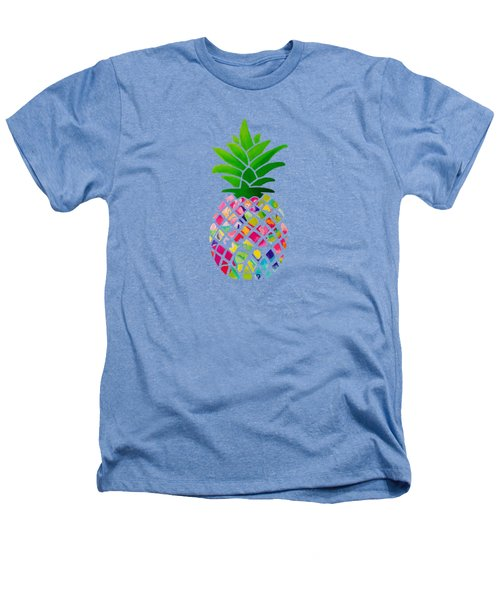 The Pineapple Heathers T-Shirt by Maddie Koerber