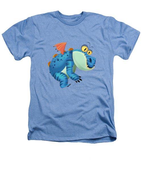 The Sloth Dragon Monster Heathers T-Shirt