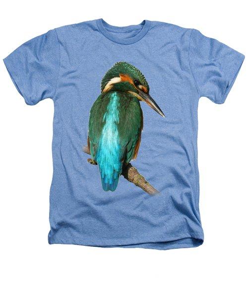 The Watchful Kingfisher T-shirt Heathers T-Shirt