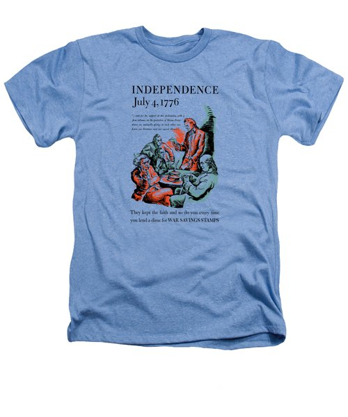 They Kept The Faith - Ww2 Heathers T-Shirt by War Is Hell Store