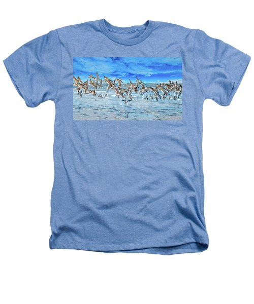 Topsail Skimmers Heathers T-Shirt