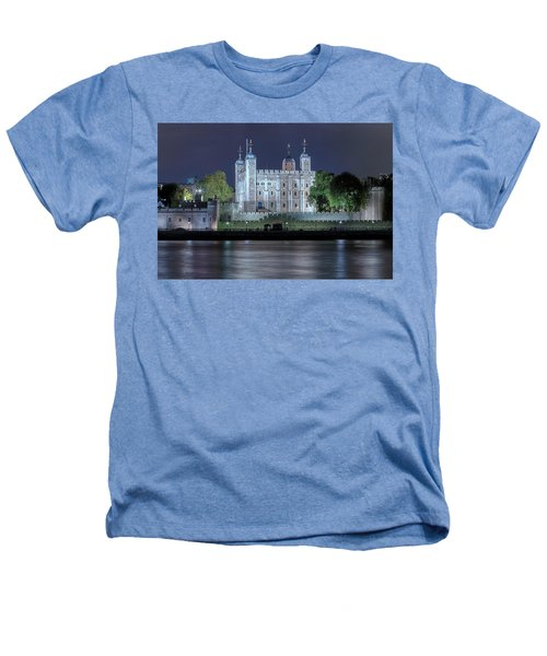Tower Of London Heathers T-Shirt by Joana Kruse
