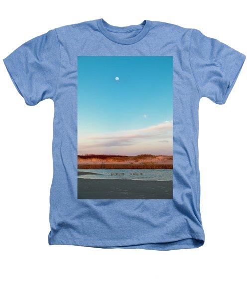 Tranquil Heaven Heathers T-Shirt