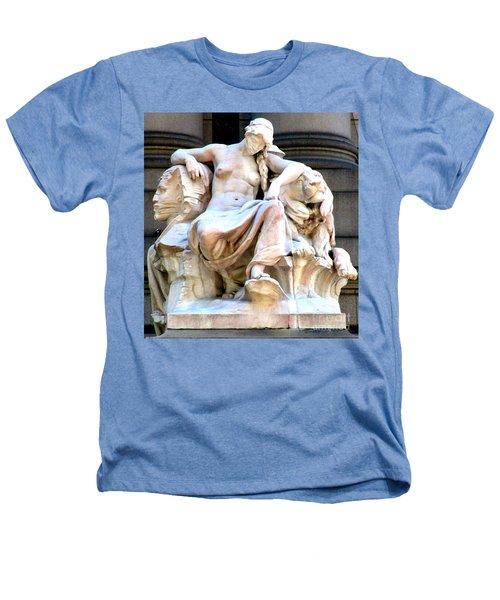 U S Custom House 3 Heathers T-Shirt