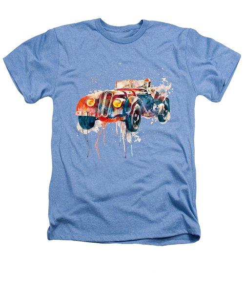 Vintage Driver  Heathers T-Shirt