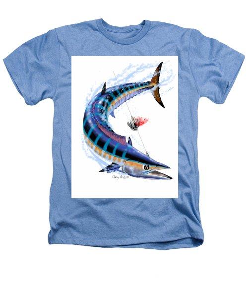 Wahoo Digital Heathers T-Shirt