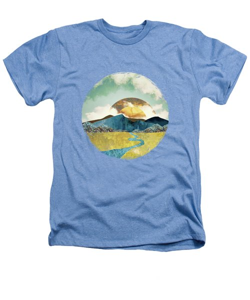 Wanderlust Heathers T-Shirt by Katherine Smit