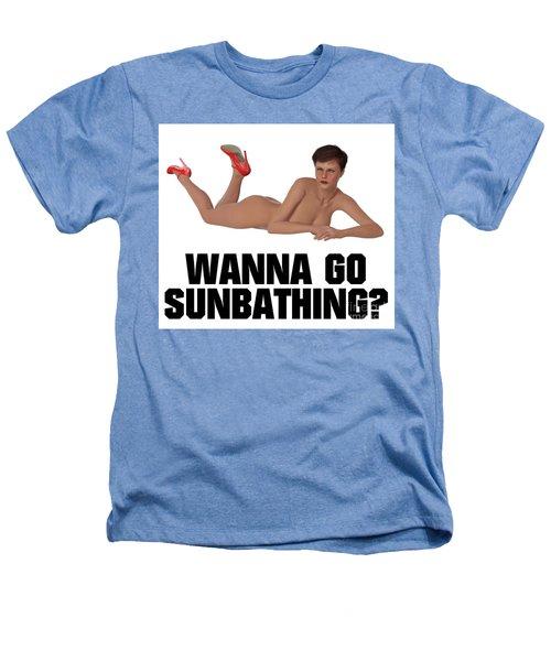 Wanna Go Sunbathing? Heathers T-Shirt by Esoterica Art Agency