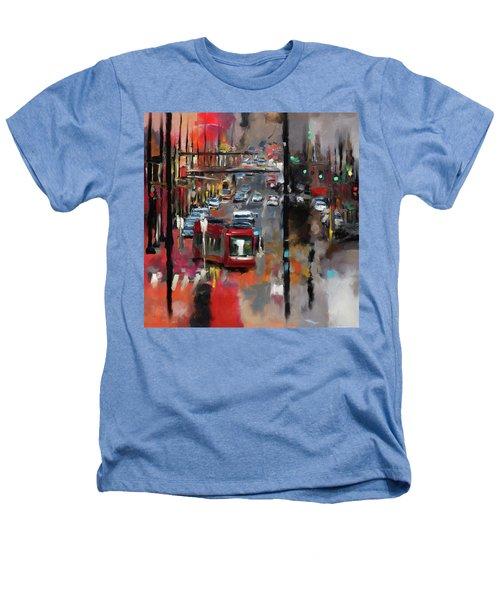 Washington I 471 1 Heathers T-Shirt by Mawra Tahreem