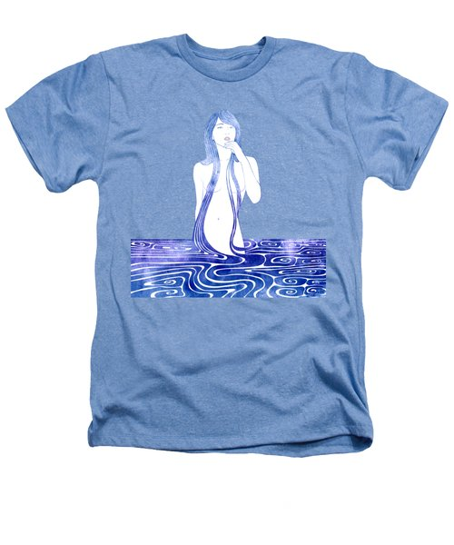 Water Nymph C Heathers T-Shirt