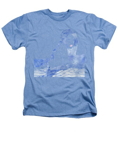 Water Nymph Lxxvi Heathers T-Shirt