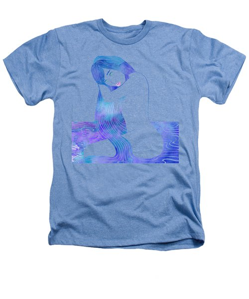 Water Nymph Lxxxii Heathers T-Shirt