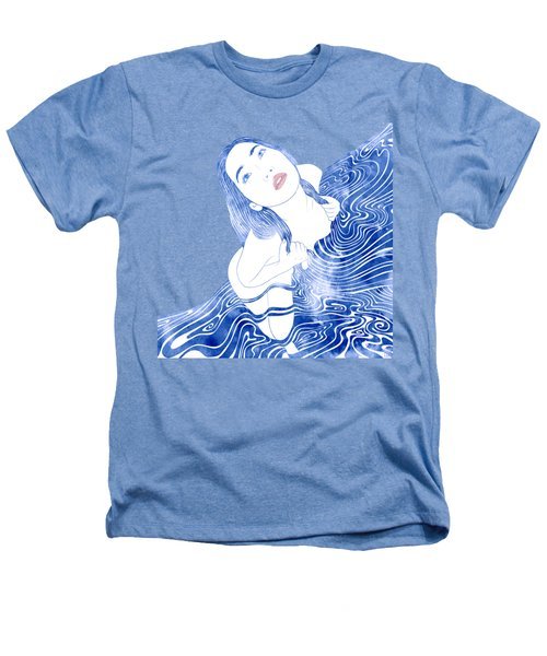 Water Nymph Xcvii Heathers T-Shirt