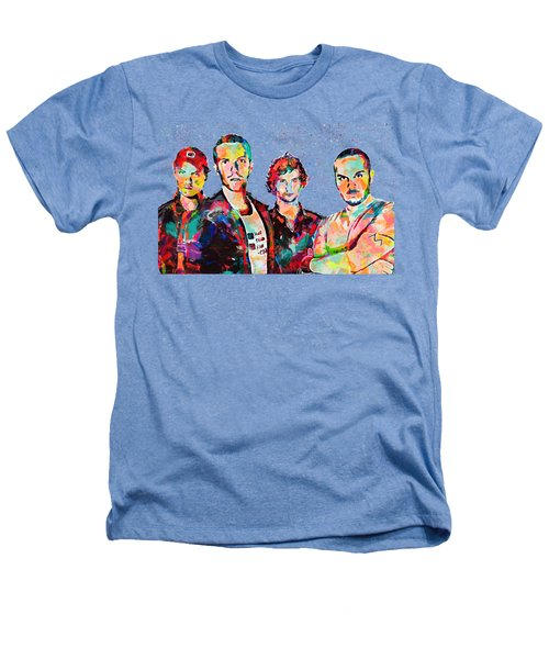 Watercolor Coldplay Heathers T-Shirt