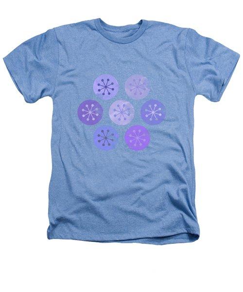 Watercolor Lovely Pattern II Heathers T-Shirt by Amir Faysal