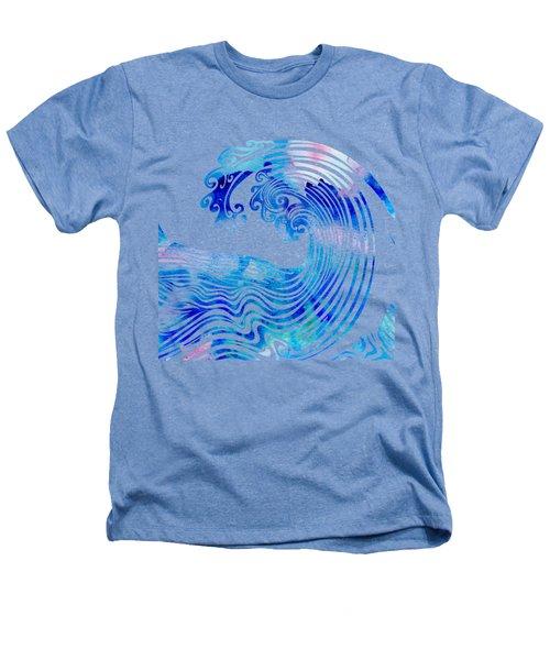 Waveland Heathers T-Shirt by Stevyn Llewellyn