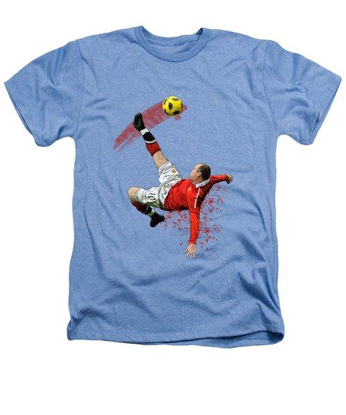 Wayne Rooney Heathers T-Shirt by Armaan Sandhu