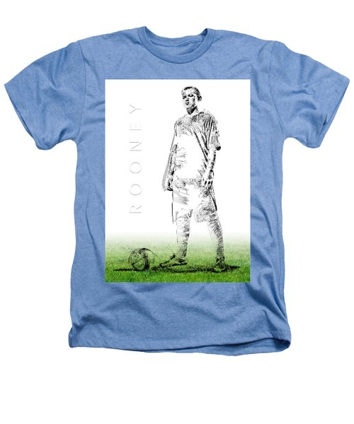 Wayne Rooney Heathers T-Shirt by ISAW Gallery
