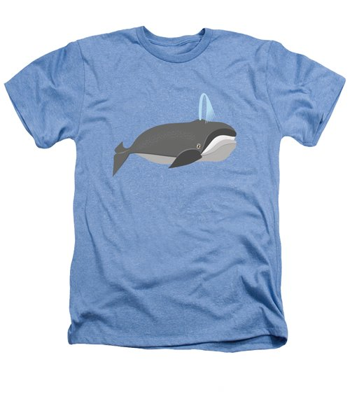 Whale Of A Good Time Heathers T-Shirt by Antique Images