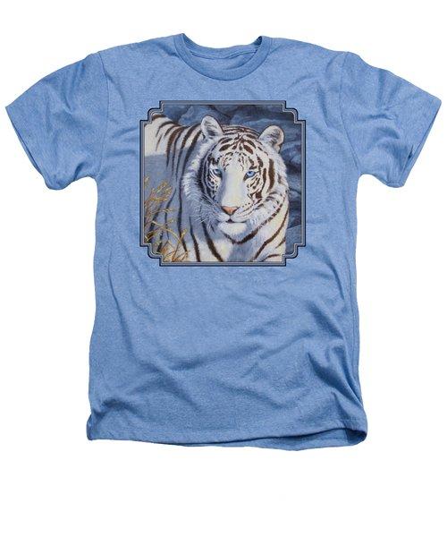 White Tiger - Crystal Eyes Heathers T-Shirt