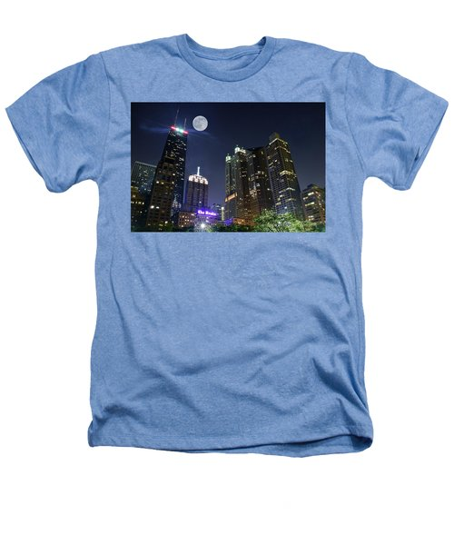 Windy City Heathers T-Shirt by Frozen in Time Fine Art Photography