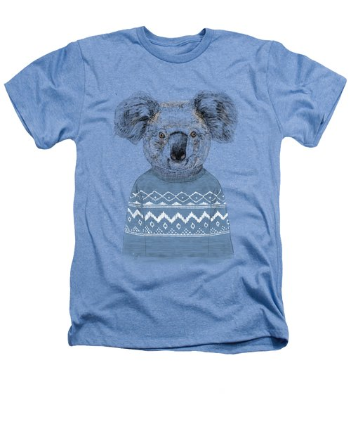 Winter Koala Heathers T-Shirt