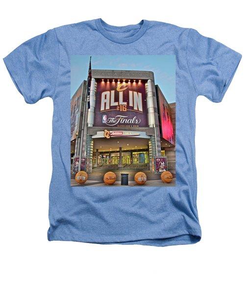 World Champion Cleveland Cavaliers Heathers T-Shirt