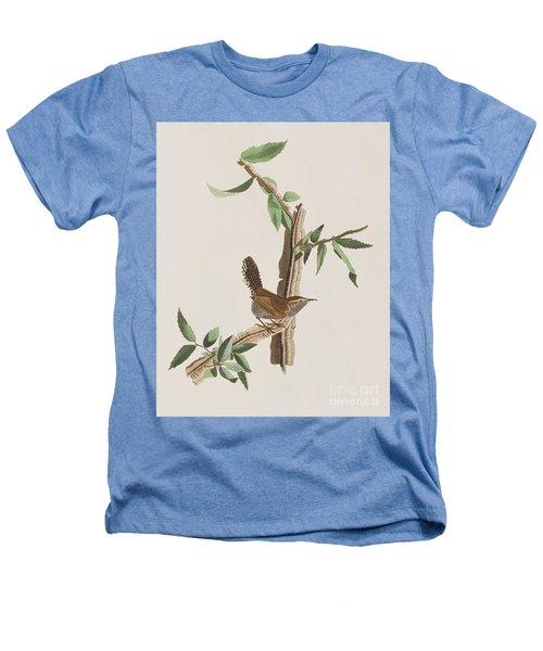 Wren Heathers T-Shirt by John James Audubon